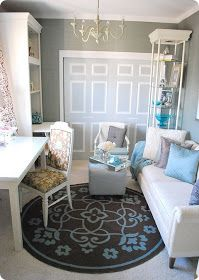 Little Inspirations: Office Transformation