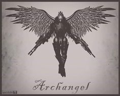 Garrus Vakarian aka Archangel ♥ #Garrus #Vakarian #Archangel #tattoo