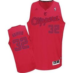 Adidas Los Angeles Clippers Blake Griffin Youth (Sizes 8-20) Big Color Fashion Swingman Jersey