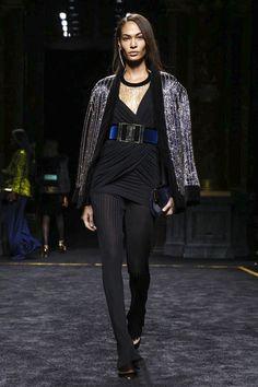 Balmain Ready To Wear Fall Winter 2015 Paris