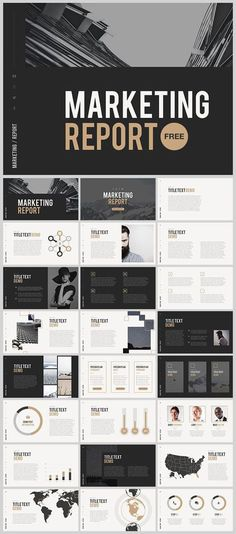 Free PowerPoint templates collection no. 5