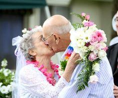 Liebe kennt kein Alter