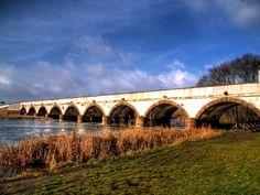 Kilenclyukú híd,Hortobágy