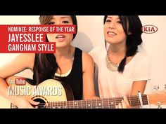 "I voted for this ukulele ""Gangnam Style"" cover to win Response of the Ye..."