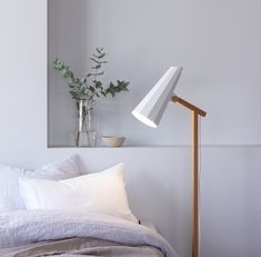 Filly Floor Lamp is ideal as a reading lamp or to light up dark corners.