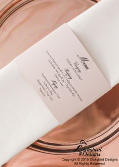 Wedding Menu Wedding Menu, Business Website, Wedding Stationery, Templates, Tableware, How To Make, Blog, Models, Dinnerware