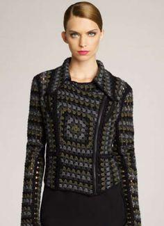 Christopher Kane crochet skirt - Buscar con Google