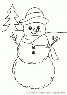 Winter Coloring Pages for toddlers - Winter Coloring Pages for toddlers , Preschool Coloring Pages Winter Snowman and Snowman Coloring Pages, Coloring Pages Winter, Tree Coloring Page, Preschool Coloring Pages, Easy Coloring Pages, Christmas Coloring Pages, Animal Coloring Pages, Coloring Pages To Print, Free Printable Coloring Pages