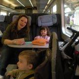 """#Concorso #GreenMarathon Tappa 2 Viaggia #Green. Sara: """"Esattamente giro delle capitali del Nord in treno,meglio di così: salvaguardia della natura, viaggi sicuri!!!"""""""
