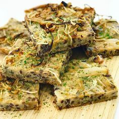 Zdravý, chutný a na prípravu veľmi jednoduchý! Low Carb Recipes, Healthy Recipes, Pulled Pork, Quiche, Clean Eating, Food And Drink, Health Fitness, Vegan, Baking