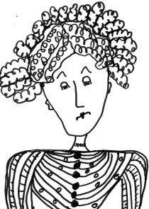The Patronizing Noodle Lady, Linda Vernon Humor
