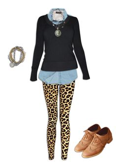 For How to Style Leggings Part 2, I will be delving into how to style patterned leggings, specifically the leopard print legging and a galaxy print legging but the tips and tricks talked about can be used for any patterned legging you might own in your wardrobe.