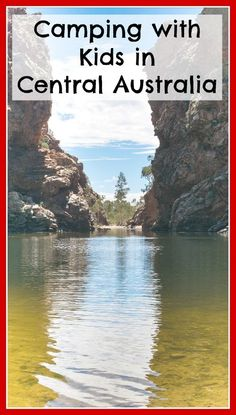 Camping with Kids in Central Australia is both an awesome and affordable experience! It's a fantastic way to see Australia's much loved icons and enjoy the outback swimming holes in Australia's Red Centre. Here is how we managed it with two young kids! Used Camping Gear, Camping With Kids, Rv Camping, Luxury Camping, Camping Outfits, Swimming Holes, Lake Tahoe, Colorado, National Parks