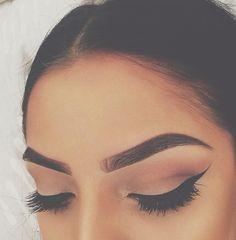 Gorgeous makeup idea #makeup #onpoint eyebrows on fleek ... pinterest : @ вσηνtα ☪