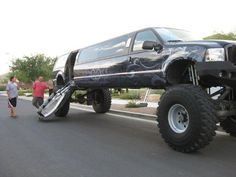 Monster Limo Truck