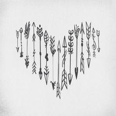 Arrow Tattoo Design With Words Cutting Files 17 New Ideas Arrow Tattoo Design, Arrow Design, Arrow Tattoos, Word Tattoos, Gun Tattoos, Ankle Tattoos, Wrist Tattoo, Bibel Journal, Arrow Svg