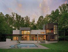 183 Casas Campestres Modernas – Diseños, interiores y fachadas – Información imágenes