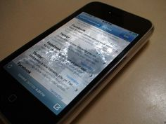 Fixing Your iPhone 3GS or iPhone 4 Water Damage - https://myproblog.com/fixing-your-iphone-3gs-or-iphone-4-water-damage/