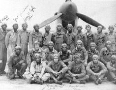 Tuskegee Airmen: America's First Black Military Airmen