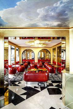Innova Design: A Charming Cafe in Paris