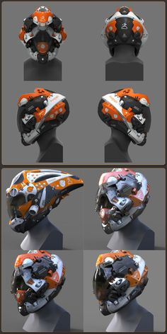 Video ZBrush Helmet Design ZBRUSH HELMET DESIGN with Joseph Drust  This video series has been formulated to provide you with focused, and easily digestible content with one purpose in mind, to create a futuristic helmet with ZBrush. Joseph Drust will take you through each phase of the design process, including Reference, Base Meshes, Procedural Processes, Sculpting, Hard Surface Detailing, and final surface detailing.   Get Started with your lessons, and prepare to be wowed!