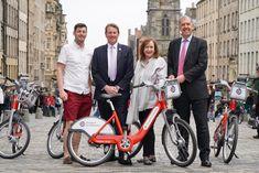 Latest news Edinburgh waits till September for new Bike Hire Scheme Edinburgh City, Waiting, Blues, News, September