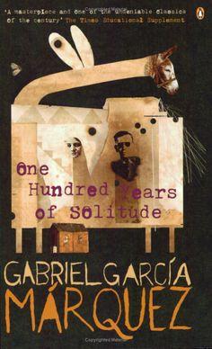 100 Years of Solitude by Gabriel Garcia Marquez