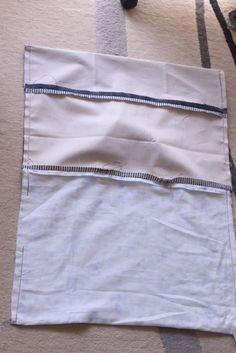 初心者でも簡単!型紙なしレッスンバッグ(絵本&図書バッグ)と上履き入れの作り方☆切り替えとマチ付きのシンプルデザインで男の子でも女の子でもOK![裁断イメージ無料ダウンロード] | ひらめき工作室 Sewing Patterns Free, Free Pattern, Sewing Leather, Patchwork Bags, Couture, Learn To Sew, School Bags, Diy And Crafts, Upcycle