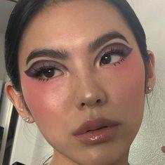 beauty makeup looks Cool Makeup Looks, Cute Makeup, Glam Makeup, Pretty Makeup, Skin Makeup, Makeup Inspo, Makeup Art, Makeup Inspiration, Beauty Makeup