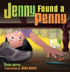 books for kids about money Jenny found a penny sounds like a winner