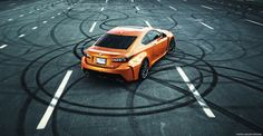 Lexus RCF by Malek Fayoumi on 500px