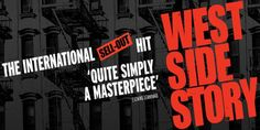 Book Cheap West Side Story tickets playing at New Wimbledon Theatre from Cheap London Theatre Tickets. Secure booking online with guaranteed seat numbers. Official ticket agent.