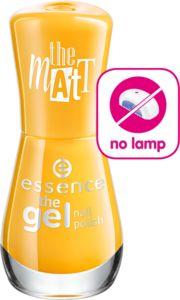 the gel nail polish 28 hello sunshine - essence cosmetics