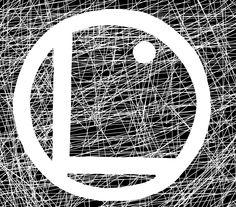 Liberty Symbol - black scratchboard