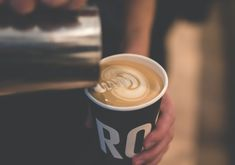 Start your day with coffee from Rosso Coffee Roasters. Analog Coffee, Rosso Coffee, Coffee Pictures, Coffee Pics, Nano Brewery, Fire Hall, Eating At Night, Best Coffee Shop, Cafes