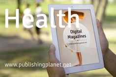 Digital Magazines. Health