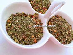 yetur'la lezzet kareleri: kurutulmuş çeşni sebzeler