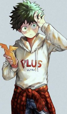 Izuku Midoriya - My Hero Academia Boku No Hero Academia, My Hero Academia Memes, Hero Academia Characters, My Hero Academia Manga, My Hero Academia Costume, Me Me Me Anime, Anime Guys, Cartoon As Anime, Deku Anime