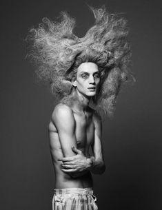 Paul Boche ou Le Beau Bizarre / #art #portrait #photography