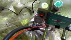 HYVST SPT 210 окрасочный агрегат для покраски металлических конструкций