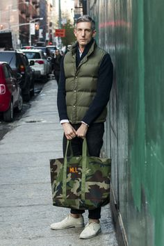 Men's Fall Winter Street Style Fashion, NYC. Streetstyle Inspiration for Men! #WORMLAND Men's Fashion