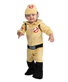 This Ghostbuster Boy Dress-Up Set - Infant & Toddler is perfect! #zulilyfinds