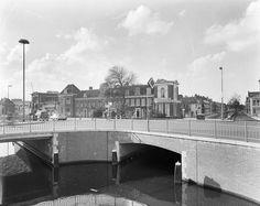 Leidsevaart Haarlem (jaartal: 1970 tot 1980) - Foto's SERC