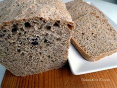 Pan integral con yogur