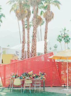 A Carmen Miranda style party anyone? // Inspired by Carmen Miranda / Jennifer Sosa Photography