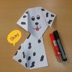 dog crafts & dog crafts ` dog crafts for kids ` dog crafts preschool ` dog crafts to sell ` dog crafts for toddlers ` dog crafts diy ` dog crafts for kids preschool ` dog crafts for preschoolers Toddler Crafts, Preschool Crafts, Crafts For Kids, Arts And Crafts, Paper Crafts Origami, Origami Easy, Easy Origami For Kids, Art N Craft, Craft Work