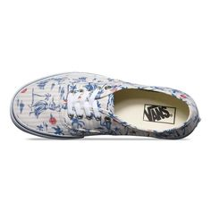 Hula Stripes Authentic Shoes