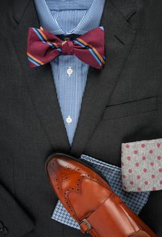 Get him holiday party-ready without breaking the bank, with premium accessories…