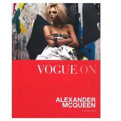 Vogue On - Alexander McQueen - check!