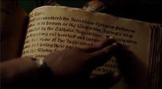 """El título """"Wesenrein"""" se refiere al nombre alternativo conque se conoce a la organización secreta extremista wesen Secundum Naturae Ordinem Wesen. La palabra """"wesenrein"""" fue creada por los guionistas de la serie, a partir de las palabras alemanas """"wesen"""" y """"rein"""" (pureza). Textualmente significa """"Pureza Wesen"""". Pero """"wesen"""" a su vez es una palabra con múltiples significados cercanos, como """"ser"""", """"esencia"""", """"criatura"""" y """"substancia"""", por lo que la expresión también significa """"ser puro"""","""